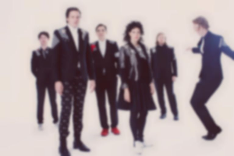 Television, Devo & more to support Arcade Fire on tour