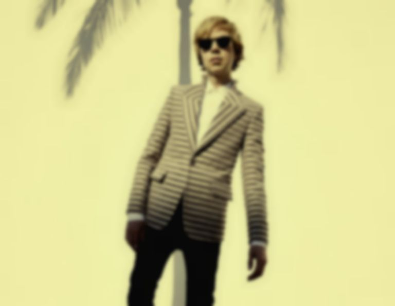 "Beck delivers dreamy new single ""Dark Places"""