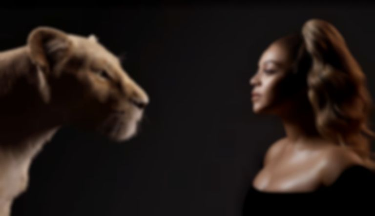 Beyoncé's new Lion King album features Kendrick Lamar, Tierra Whack, Burna Boy, and more