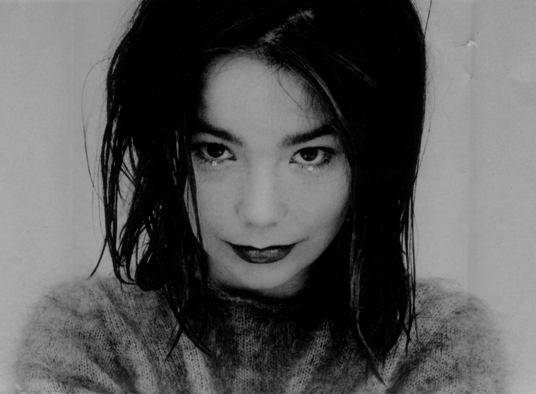 Bjork - Press shot from Debut Photoshoot