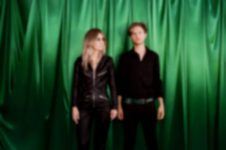 "Blood Red Shoes announce new album with first single ""Mexican Dress"""
