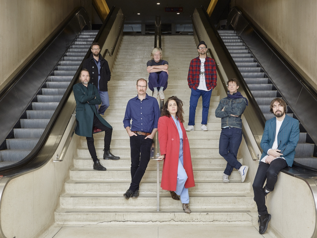 "Broken Social Scene cancel UK tour due to ""health reasons"""