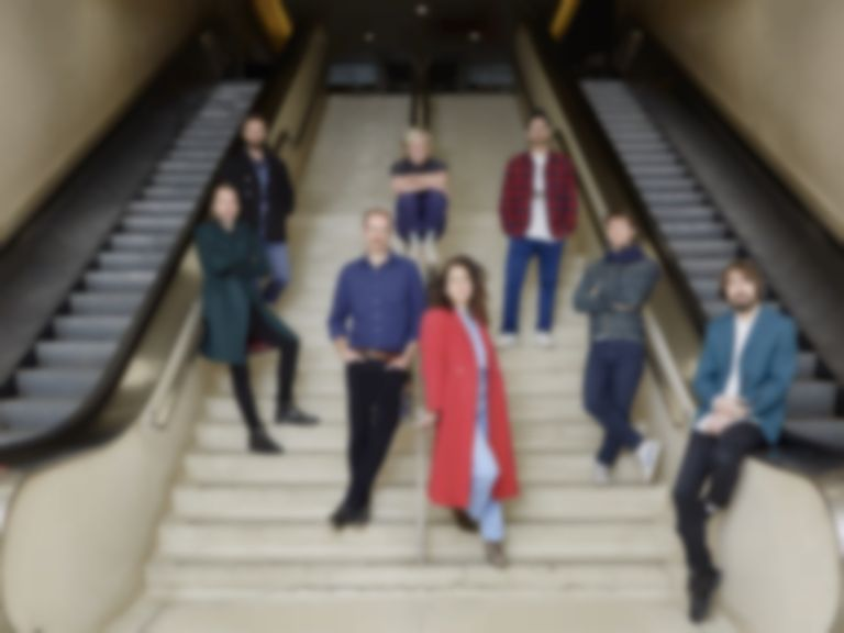 "Broken Social Scene announce new EP with lead single ""All I Want"""