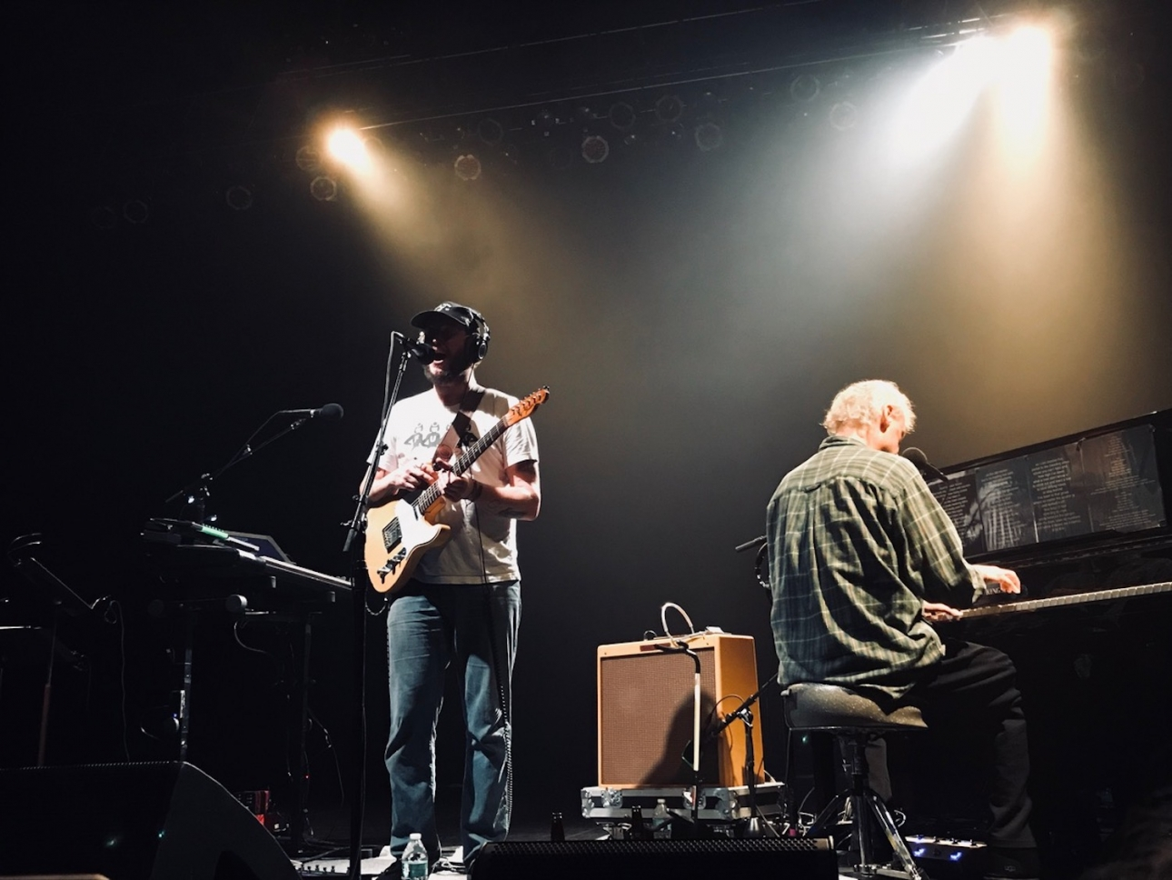 Bruce Hornsby duetta con Justin Vernon (Bon Iver) nel nuovo brano