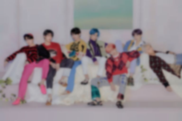 BTS want to collaborate with Billie Eilish, Drake, and Troye Sivan