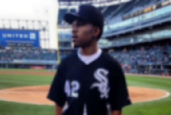 Watch Chance The Rapper throw the first pitch at White Sox game