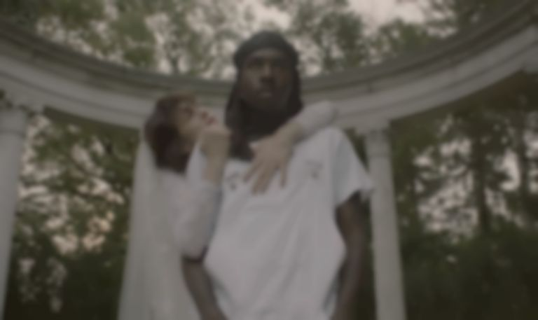 dev hynes guests in charlotte gainsbourg s new deadly valentine video. Black Bedroom Furniture Sets. Home Design Ideas