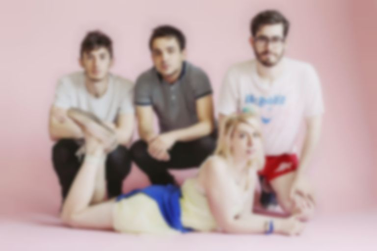 "Charly Bliss share festive cover of Mariah Carey's ""All I Want For Christmas Is You"""