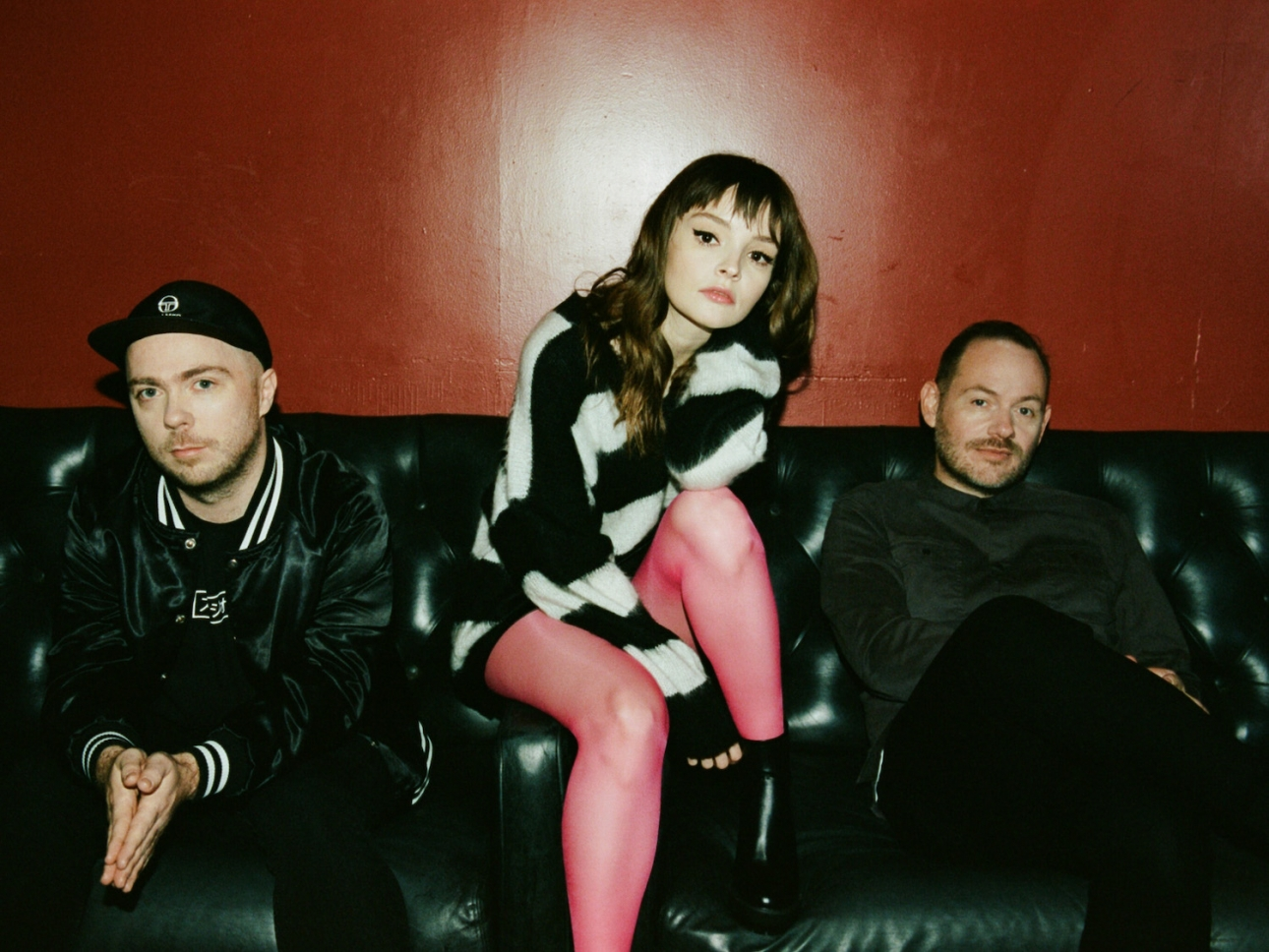 "Chvrches return with new track ""Death Stranding"""