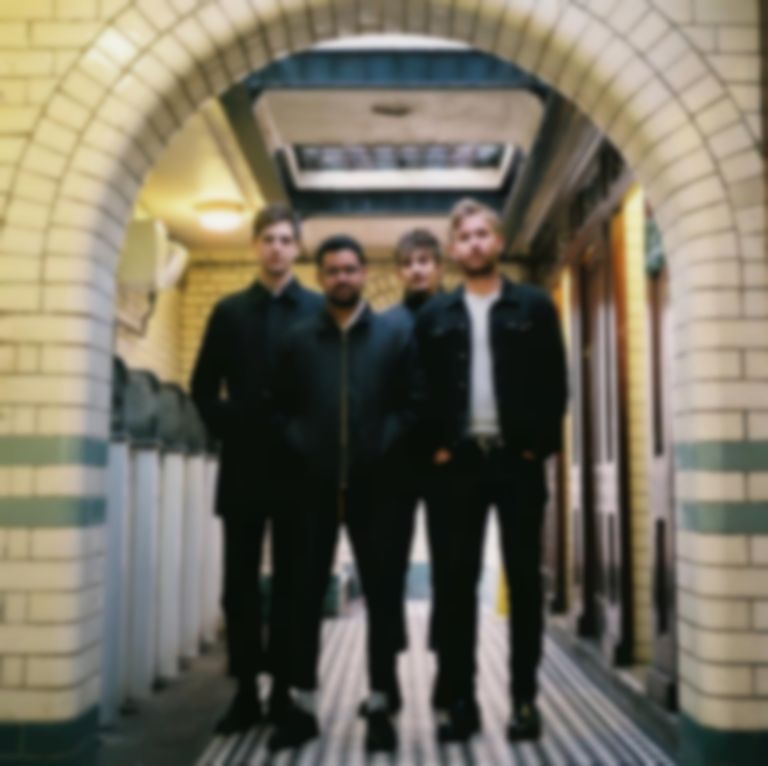 "Crows sign to Joe Talbot's Balley Records, announce debut record with lead track ""Chain Of Being"""