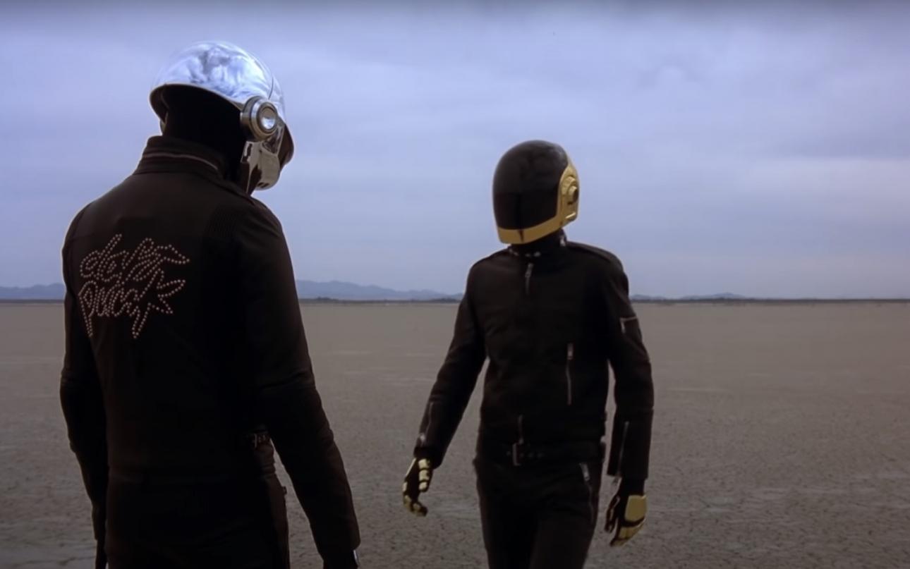 Daft Punk распался через 28 лет