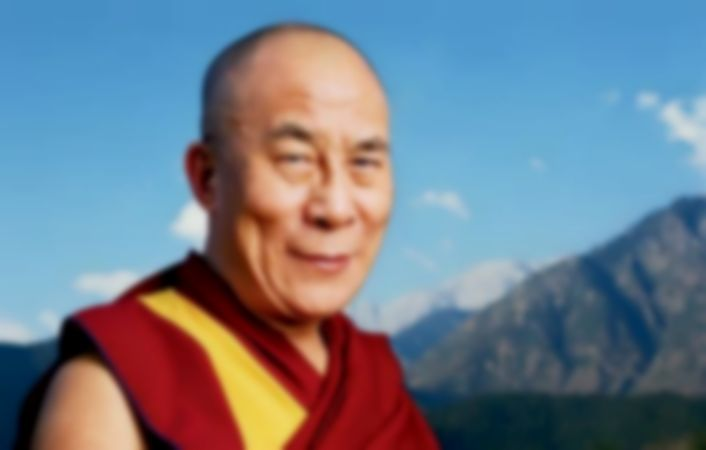 The Dalai Lama pre-confirmed himself for Glastonbury