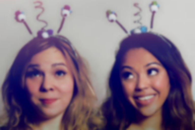 Daphne and Celeste are back, again, but this time with details of a new album