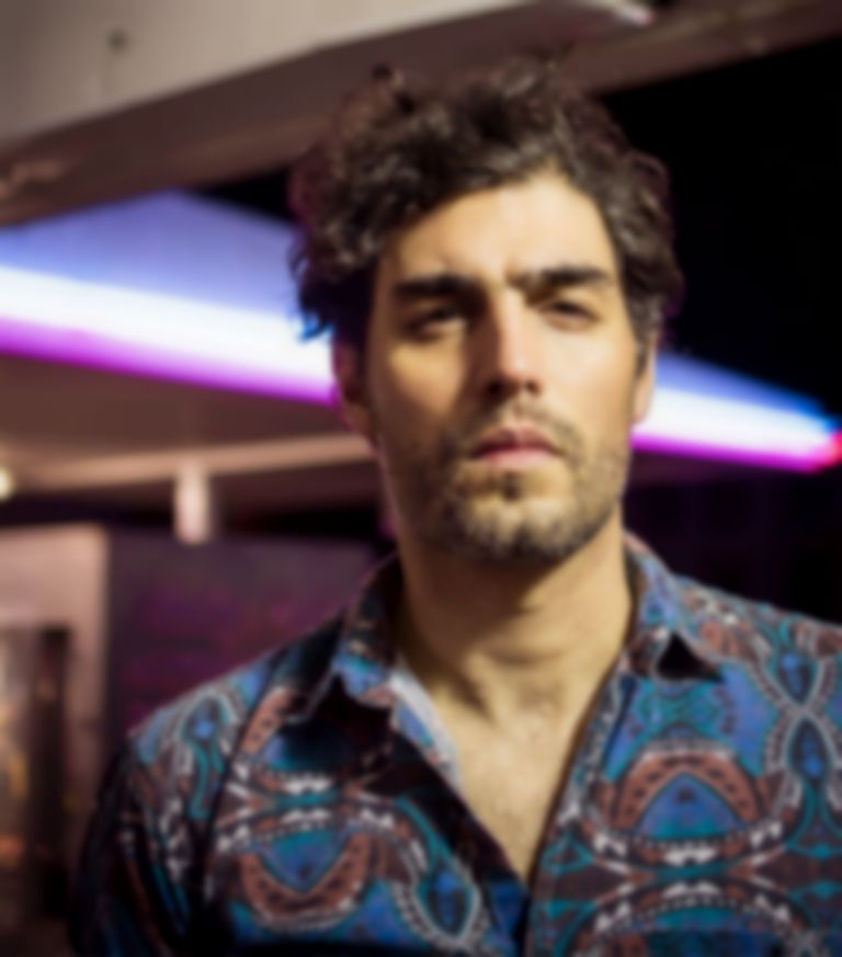 "Daughn Gibson: ""I'm no cowboy, but I fucking love the music and have done for a long time"""