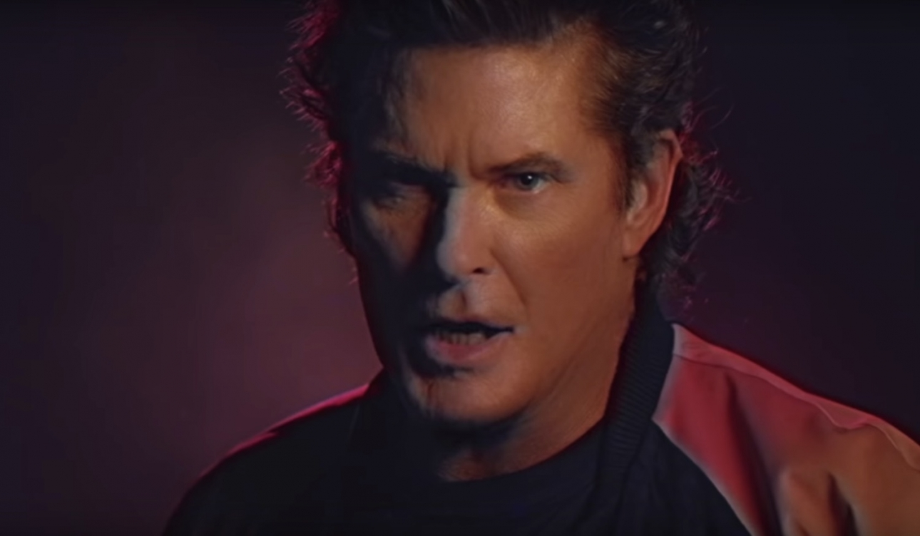 "Yes, David Hasselhoff really has covered The Jesus and Mary Chain's ""Head On"""