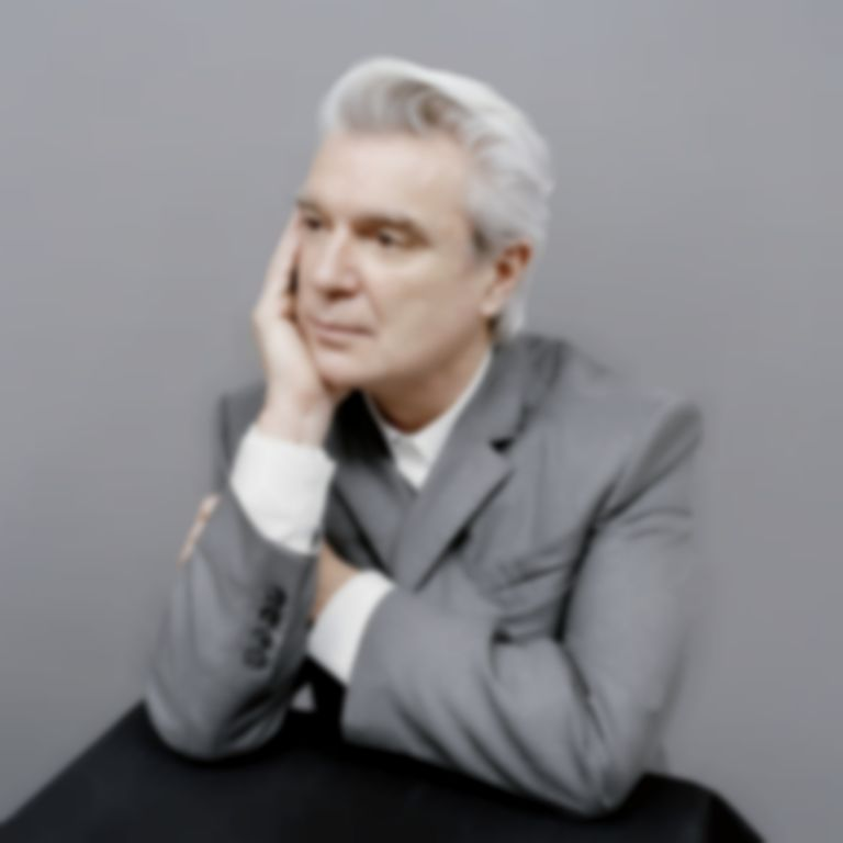 "David Byrne issues new statement acknowledging ""ridiculous"" lack of women on his upcoming album"
