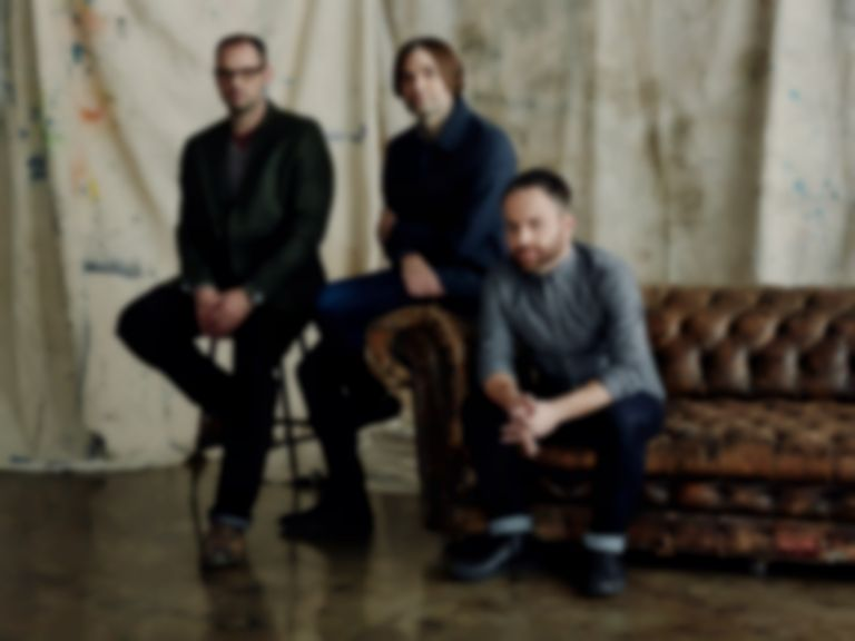 Death Cab for Cutie: Mended with Gold