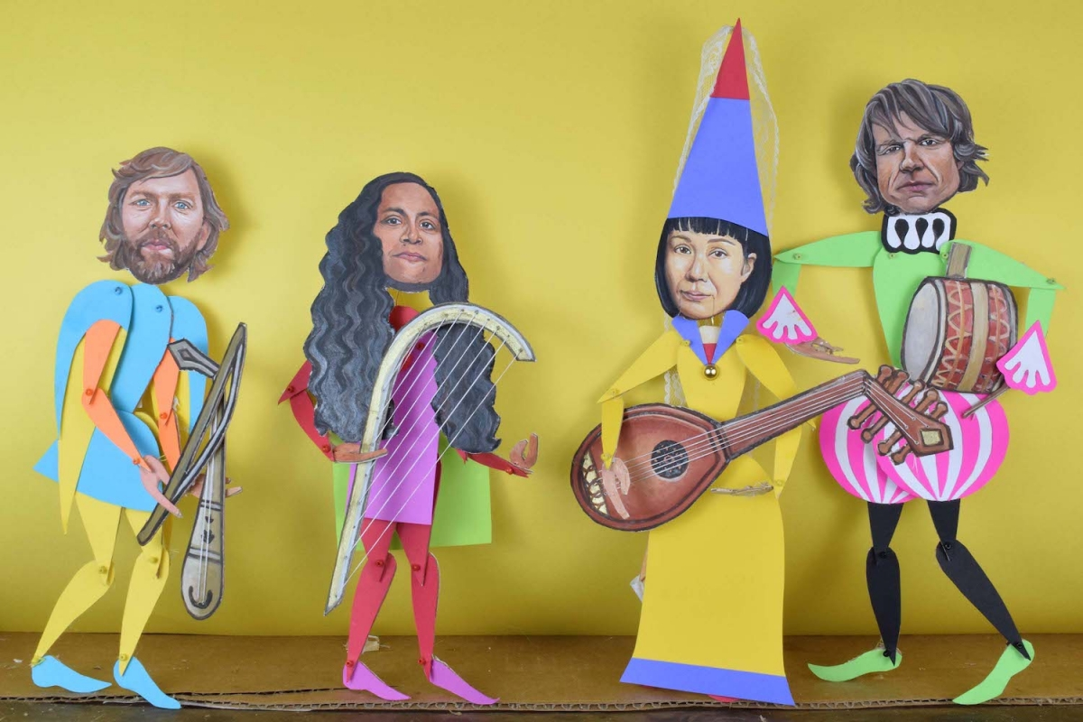 """Deerhoof detail new album and share first cut """"Department of Corrections"""""""
