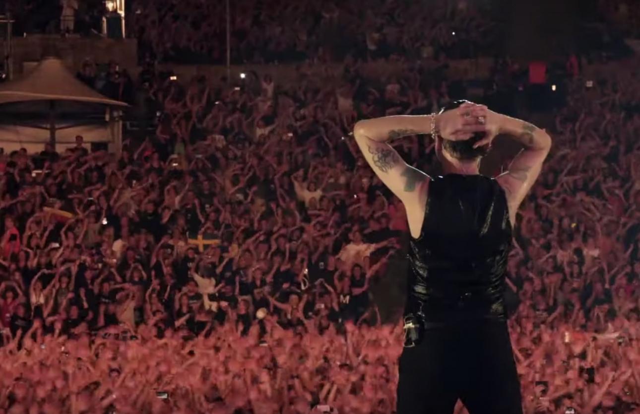 Depeche Mode share trailer for new documentary SPIRITS In The Forest