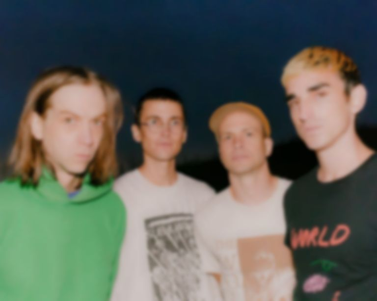 "DIIV deliver new slowcore gem ""Taker"""