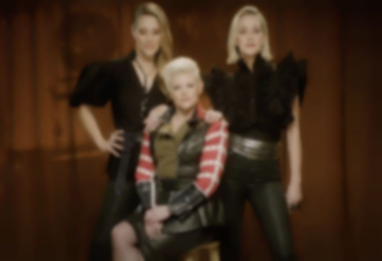 "Dixie Chicks change name to The Chicks and release new cut ""March March"""