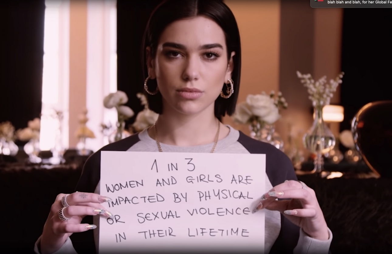 Dua Lipa, Ed Sheeran, Biffy Clyro, and more join Annie Lennox's Global Feminism initiative