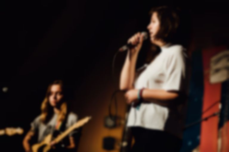 Lucy Dacus and Julien Baker debut boygenius project at End of the Road Festival