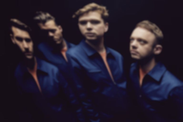 "Everything Everything show off their pop chops on earwormy single ""Desire"""