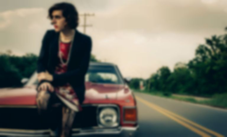 Listen to Ezra Furman's appearance on Marc Maron's WTF podcast