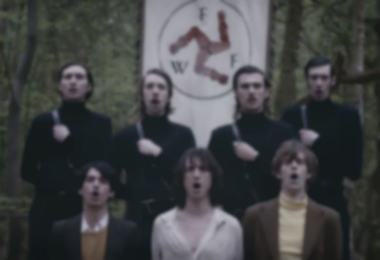 "Fat White Family unveil menacing new cut ""When I Leave"""