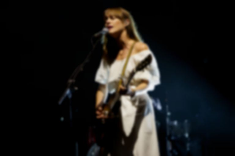 Feist blows minds during headline set at End of the Road