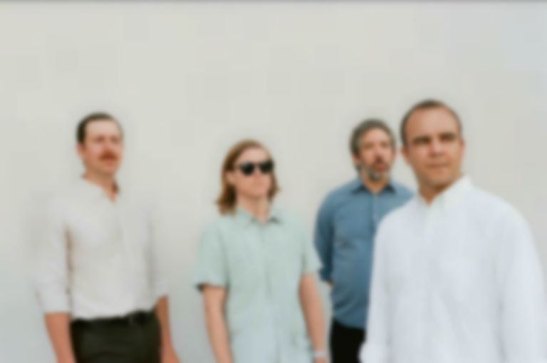 "Future Islands preview new album with fourth single ""Born In A War"""