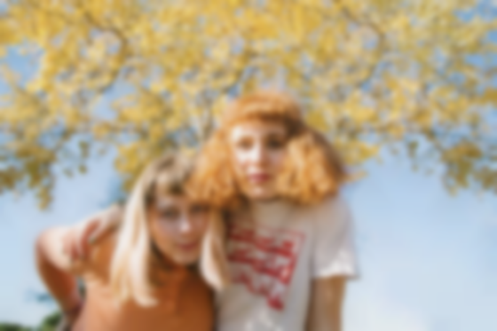 Girlpool announce UK and European tour dates