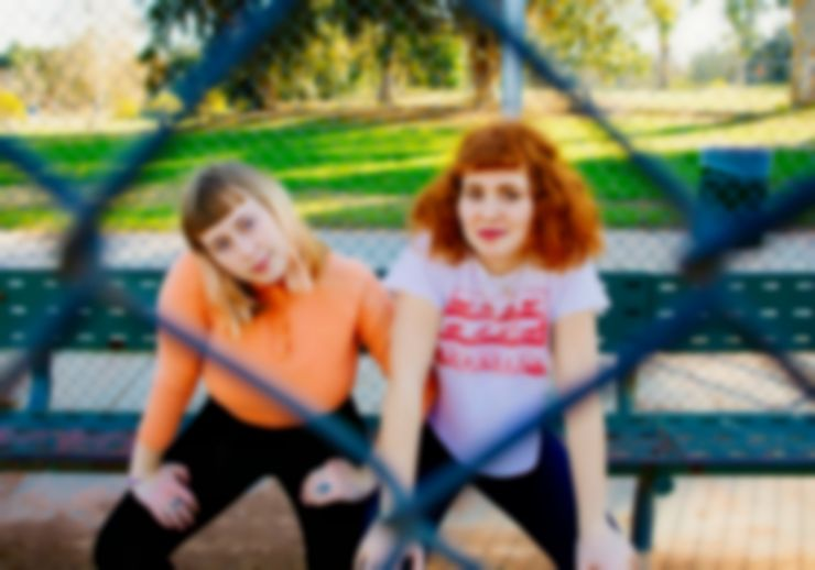 "Girlpool share new track ""Your Heart"""