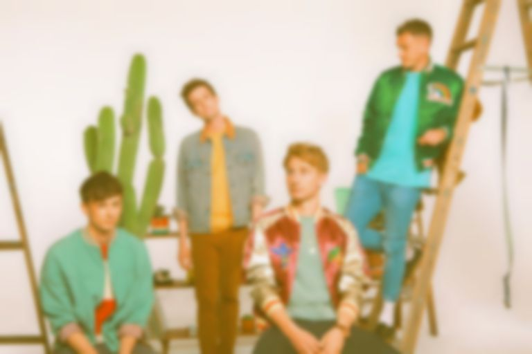 Glass Animals launch interactive website to promote sprayonnaise, Super Chicken, and Pork Soda