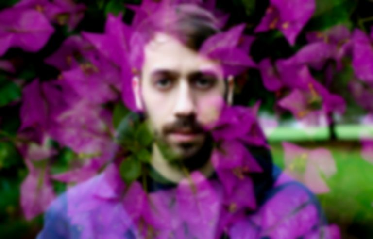 "Gold Panda streams new track ""Clarke's Dream"""