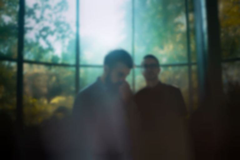 Stream 'Open', the terrific new album from piano and electronics duo Grandbrothers