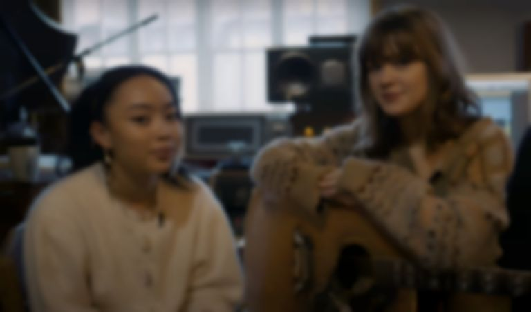 "Taylor Swift praises Griff and Maisie Peters' recreation of ""Exile"" made in one hour"