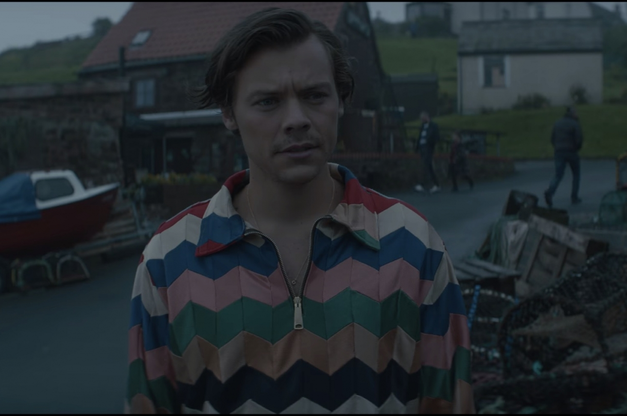 """Harry Styles has a lot of love to give on new single """"Adore You"""""""