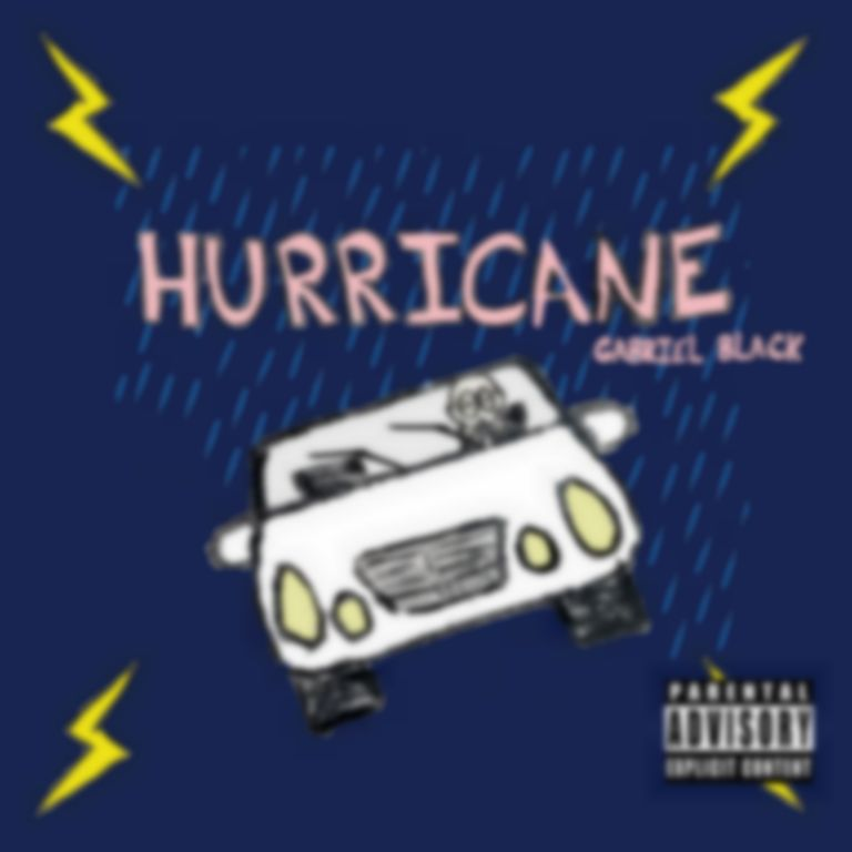 "Gabriel Black takes a minimalist approach on anti-love song ""Hurricane"""