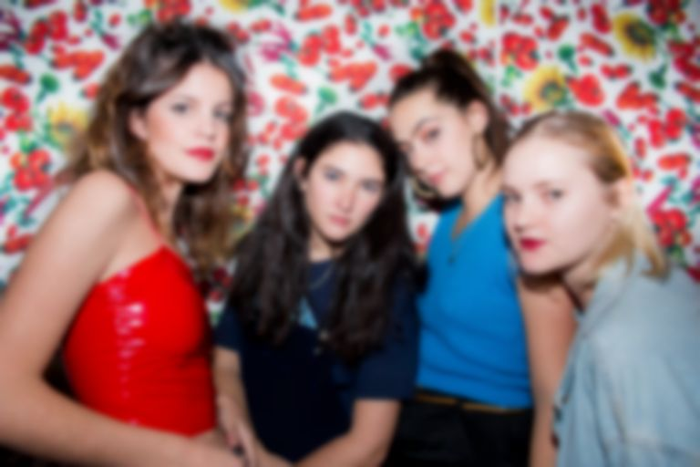 "Apparently the new Hinds track is ""more Hinds than Hinds themselves"""
