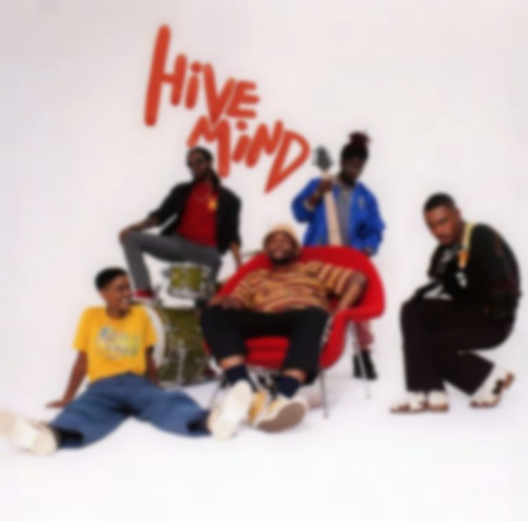 <em>Hive Mind</em> by The Internet