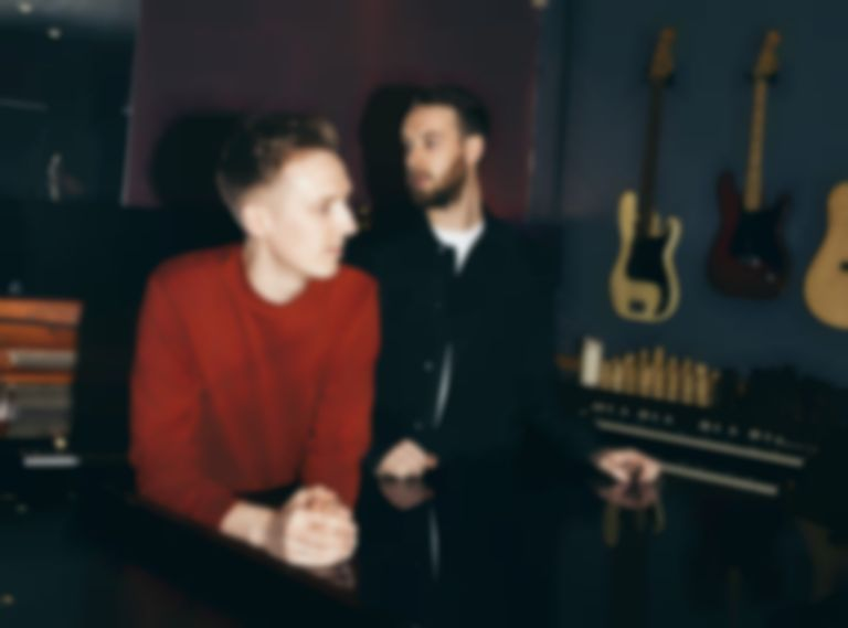 "Honne detail LP2 and share new songs ""Me & You"" and ""I Just Wanna Go Back"""