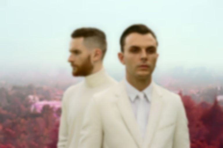 Hurts announce third album Surrender
