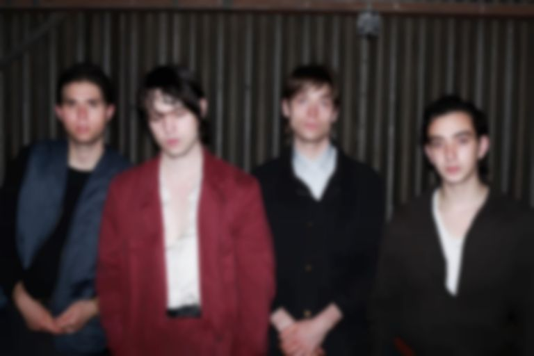 "Iceage return with new track ""Balm of Gilead"""