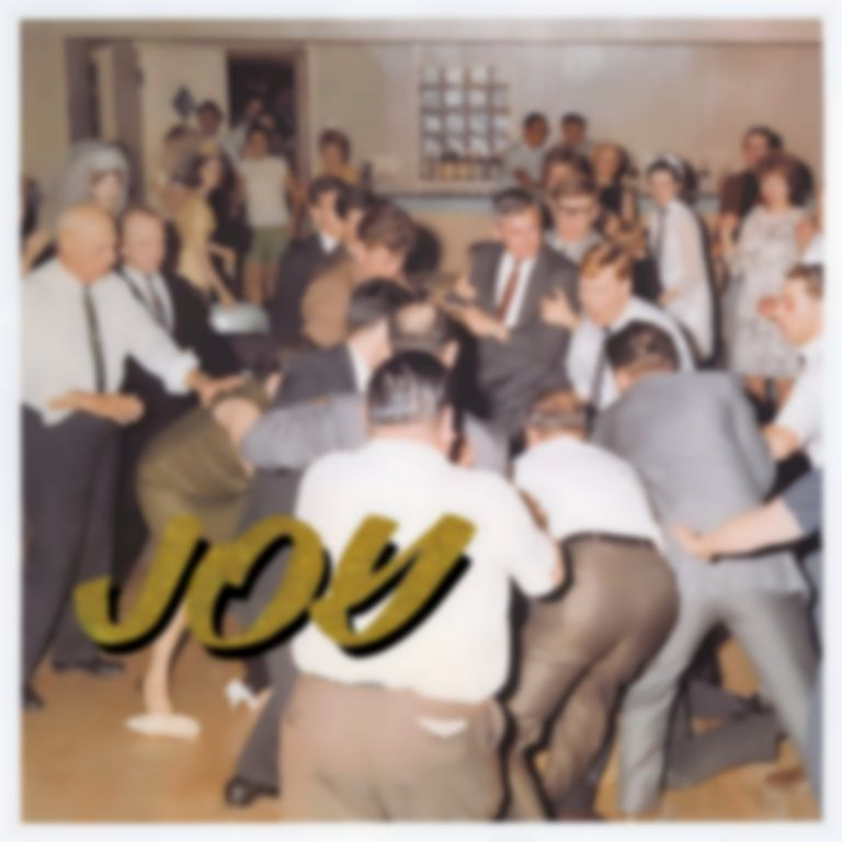 <em>Joy As An Act Of Resistance</em> by IDLES