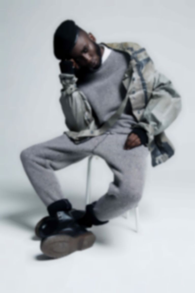 "Wordsmith Kojey Radical reveals ""700 Pennies"", taken from the In God's Body project"