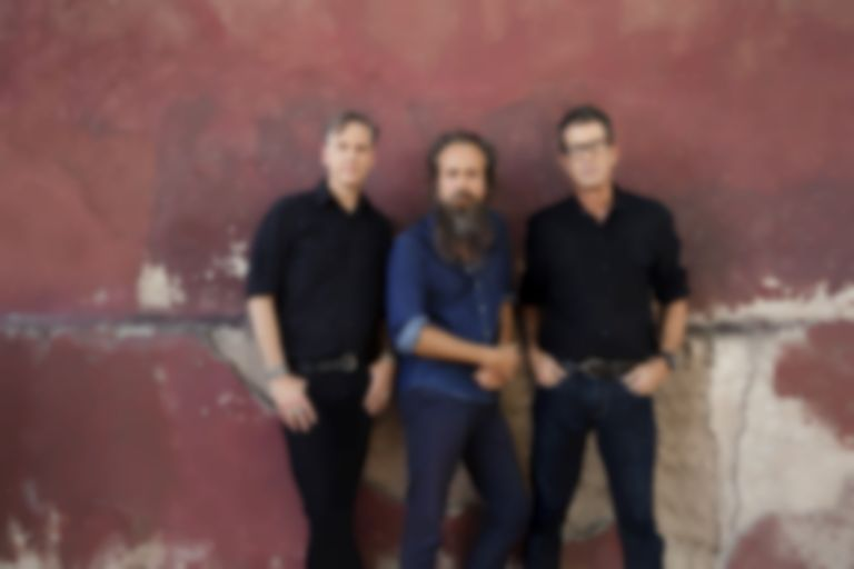 "Iron and Wine and Calexico announce new collaborative album with first single ""Father Mountain"""