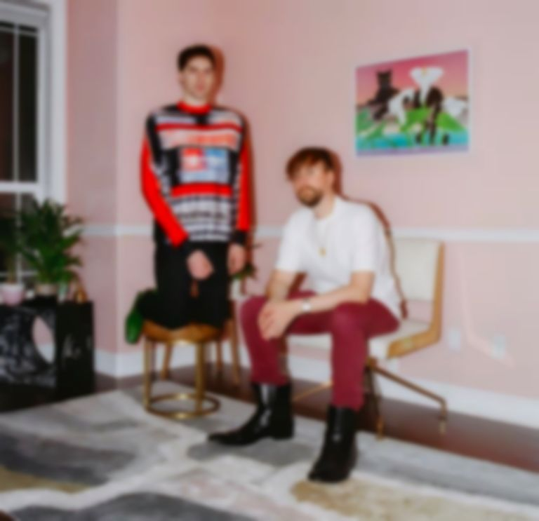 "Jimmy Edgar and Machinedrum's J-E-T-S announce new album with DAWN collab ""POTIONS"""