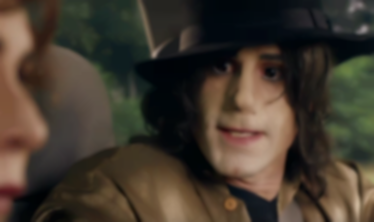 Here's the first look at Joseph Fiennes playing Michael Jackson